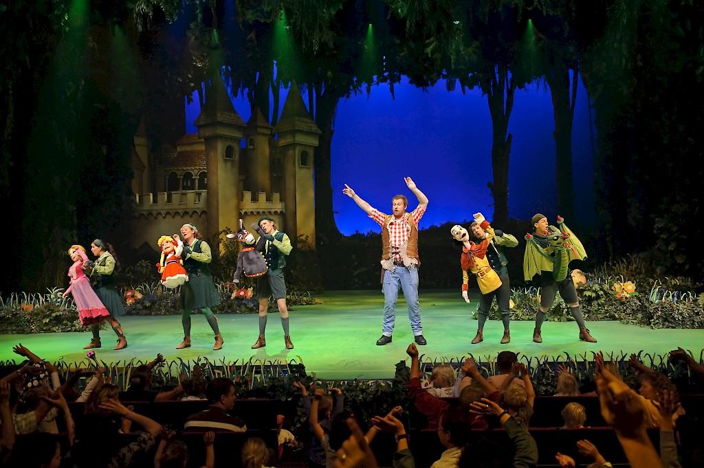 theater de maagd de efteling musical sprookjesboom try